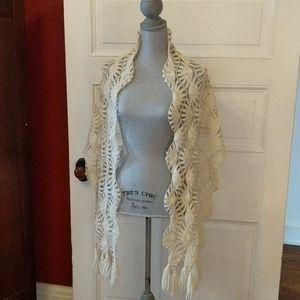 Beautiful vintage shawl